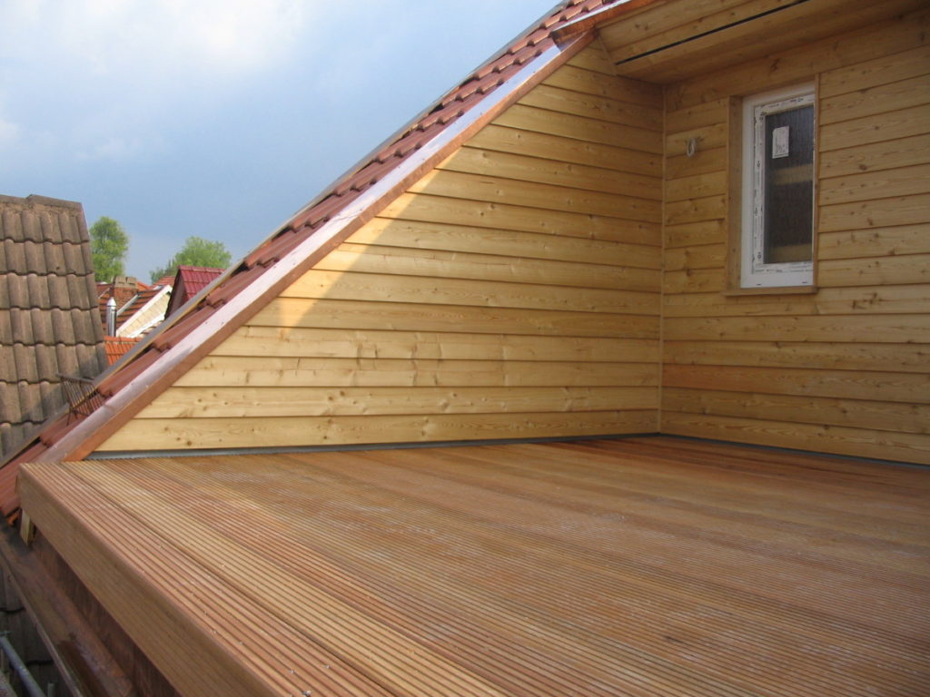 Holz Balkone Heiligenstadt