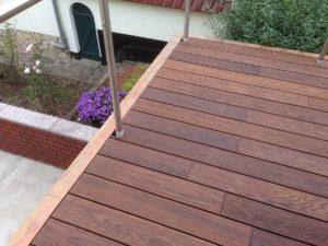Balkone Holzbau Klimgebiel