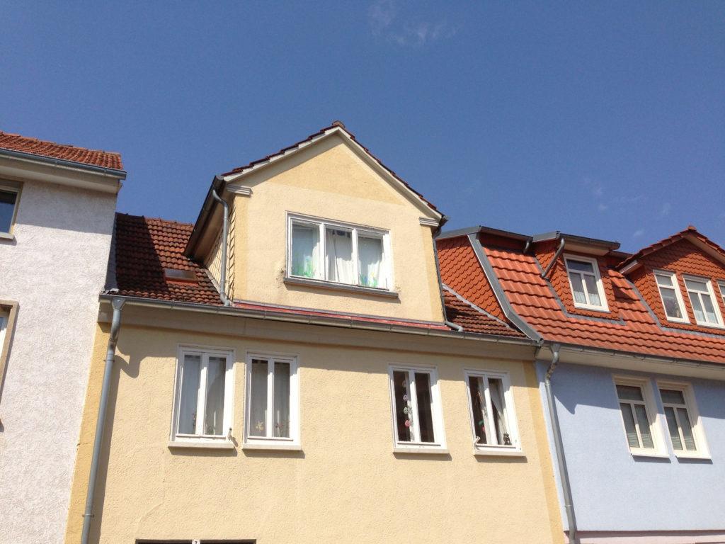 Fassadensanierung in Heiligenstadt