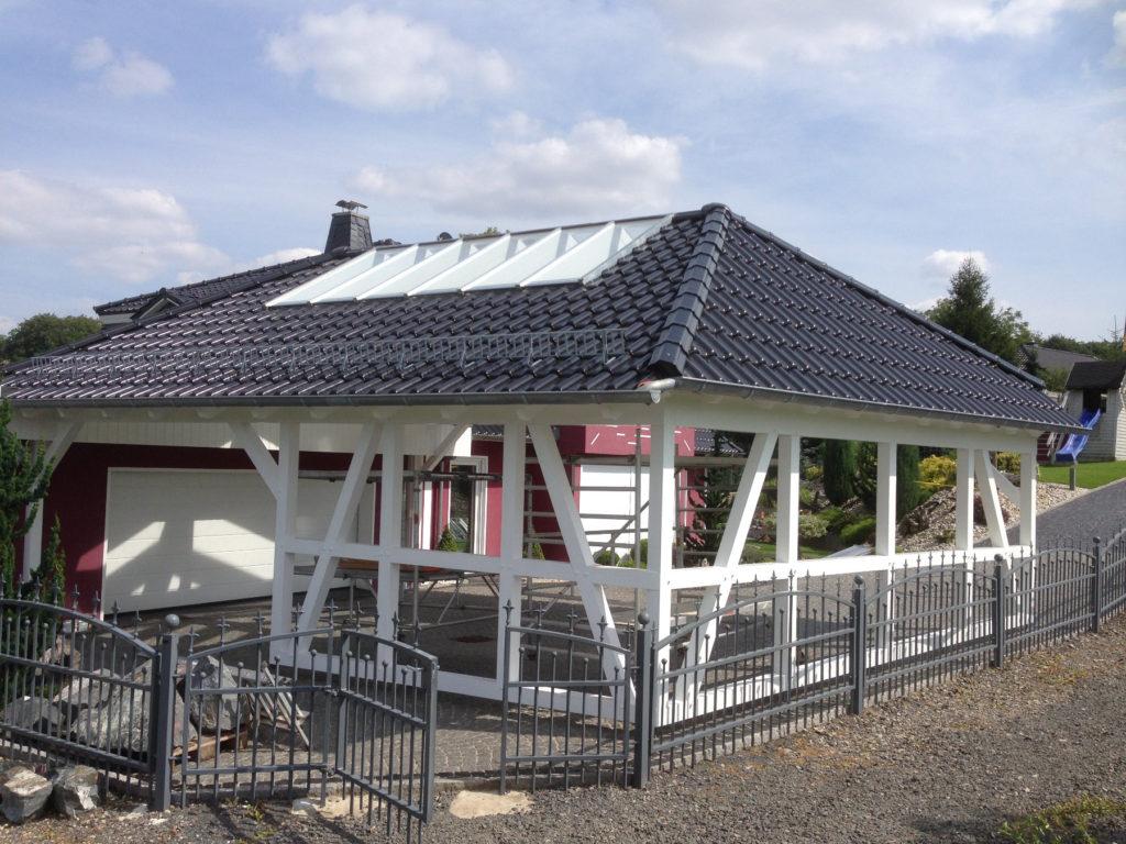 Zimmerei Göttingen Holzbau Klingebiel