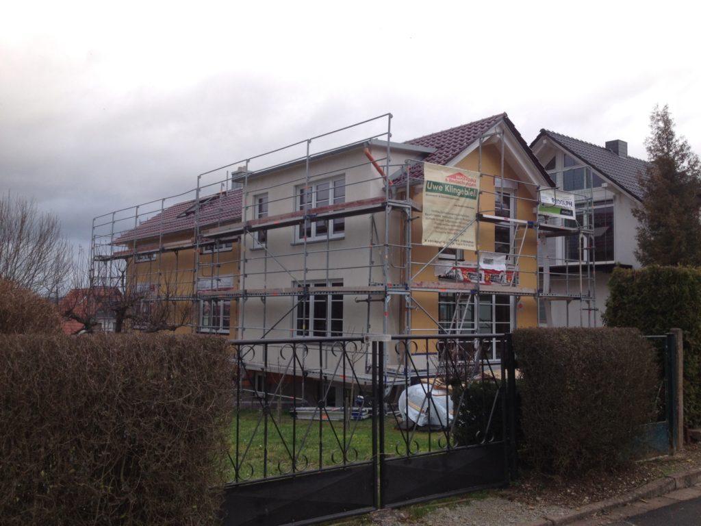 Einfamilienhaus in Holzrahmenbauweise Göttingen