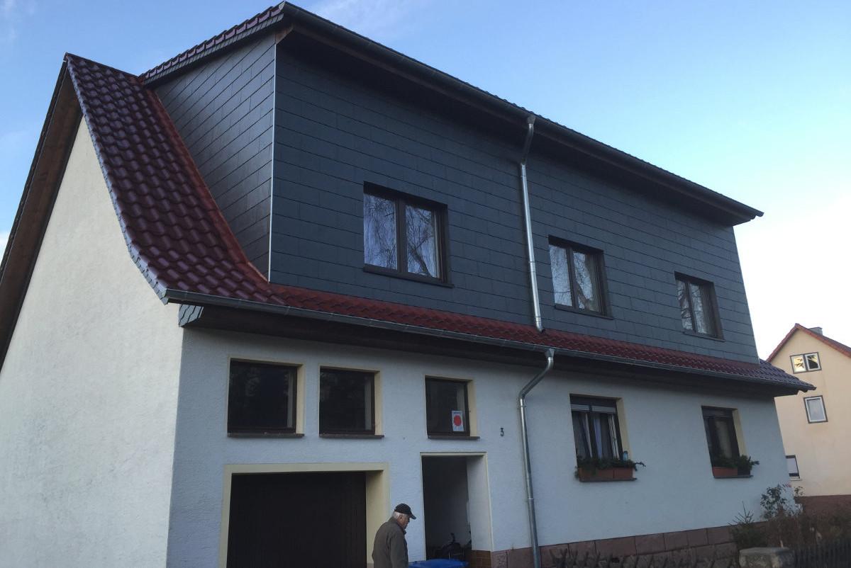 Mehr Wohnraum durch einen Erker-Ausbau und Aufstockung in Thüringen ...