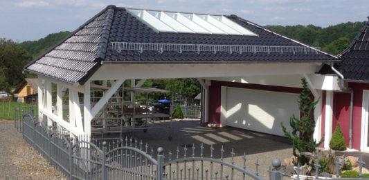 Carports Zimmerei Göttingen Holzbau Klingebiel
